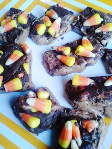 DIY 3 Musketeers bars, sort of