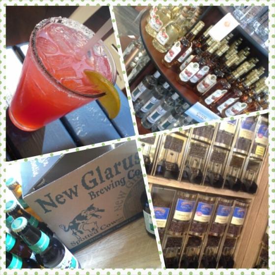 beverages in Door County